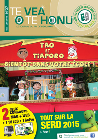 TE VEA O TE HONU 37<br>Nov-Dec 2015